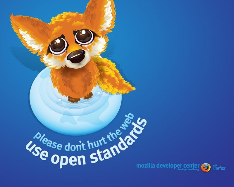firefox-open-standards