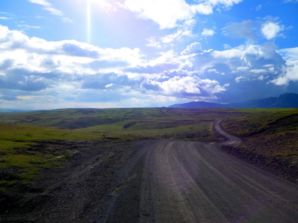 Islanda, la strada