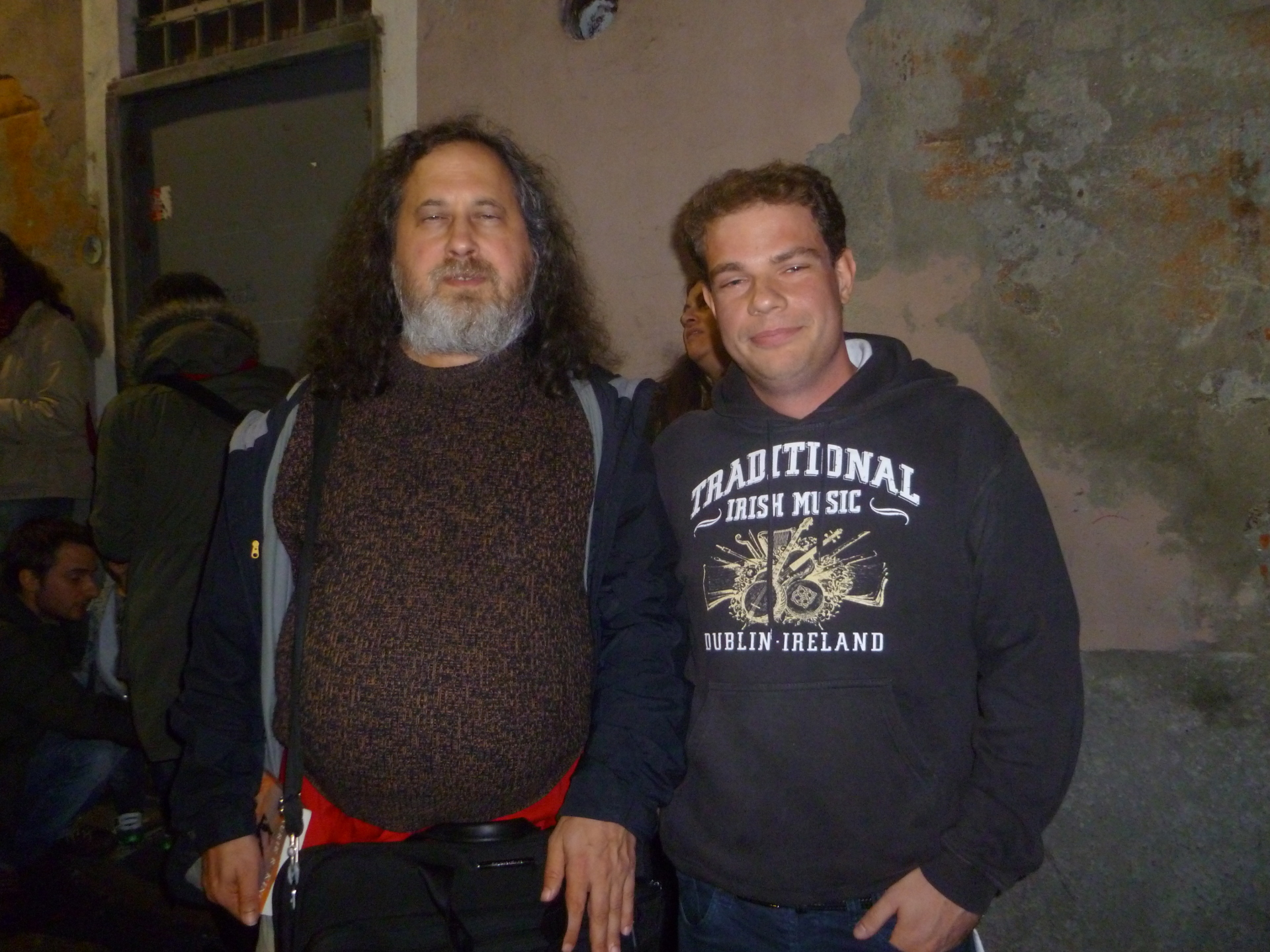 Me+Stallman